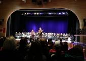 Performance of Eye to Eye with the Charles P Allen High School band! 2013